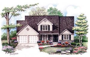 Model home Rockingham