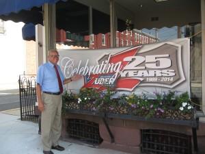 Rich Zuber Celebrating 25 Years