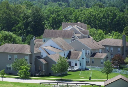 North Chester County housing development