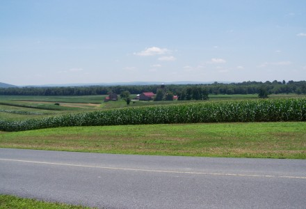 An Exeter / Oley area farm