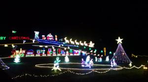 Holiday Light Tour
