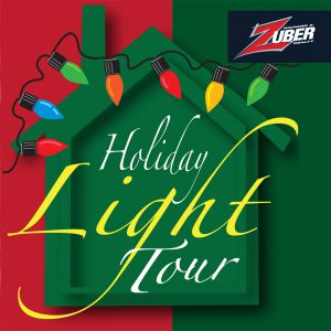 Zuber Holiday Light Tour
