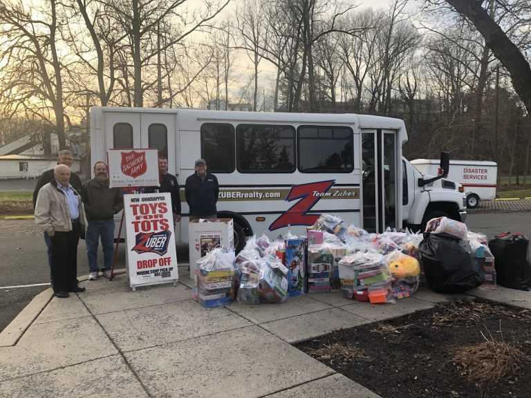 Annual Toy Drive for Toys for Tots