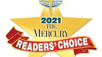 2021 Mercury Readers' Choice Award